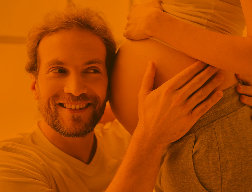 Neugeborene bei Merkur