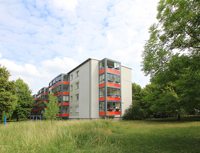 Wohngebiet Hartriegelstr.