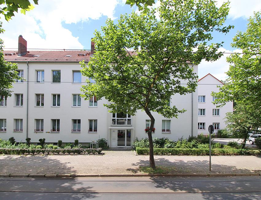 Häuser der WG Merkur eG