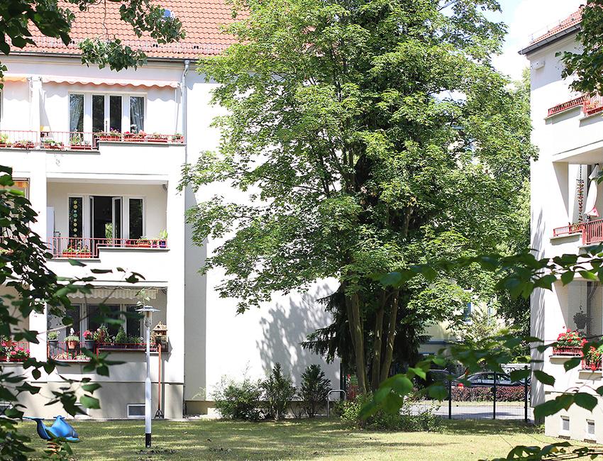 Neubau Wildensteiner Str.